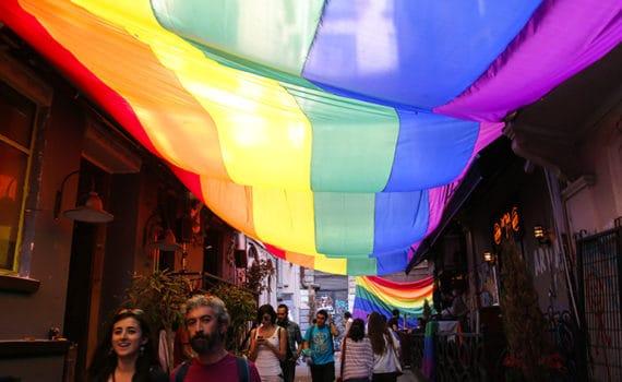 LGBT+ flag