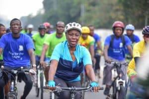 Mansa Nettey, our CEO, Ghana
