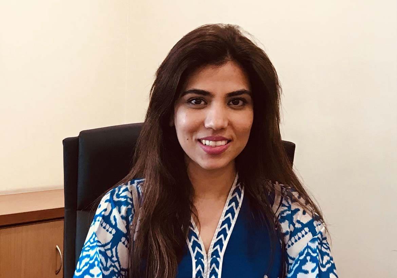 Mehvash Zaidi, Segment Manager, Islamic and Personal Banking