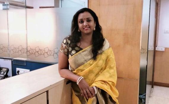 Preethi Kaushik, HRBP, Retail Banking, India