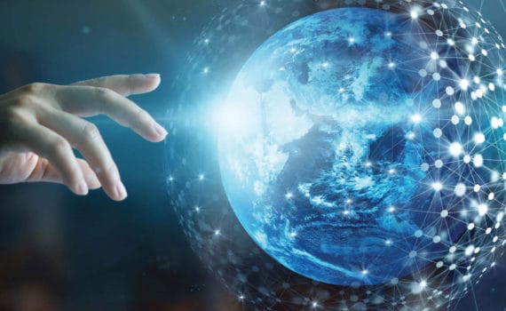 SAP Ariba digital globe