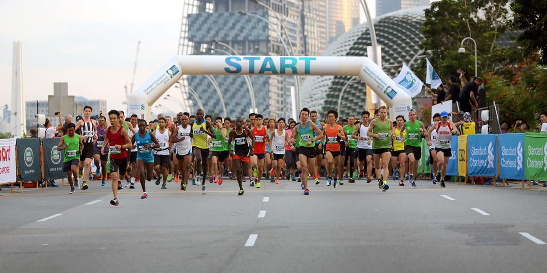 Singapore Marathon 2017