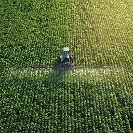Agricultural farming