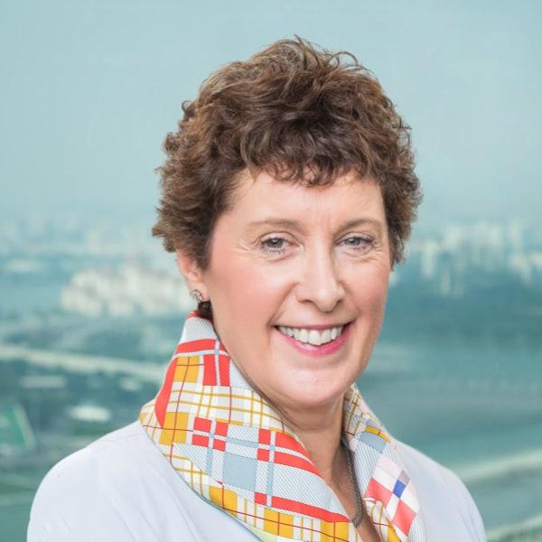 Margaret Harwood-Jones