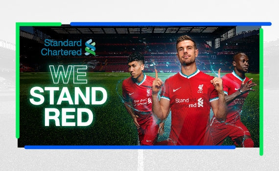 LFC 2020 Stand Red