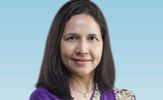 Zarin Daruwala