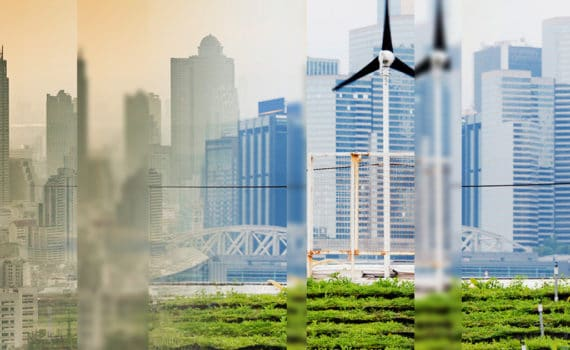 city transitioning to clean energy