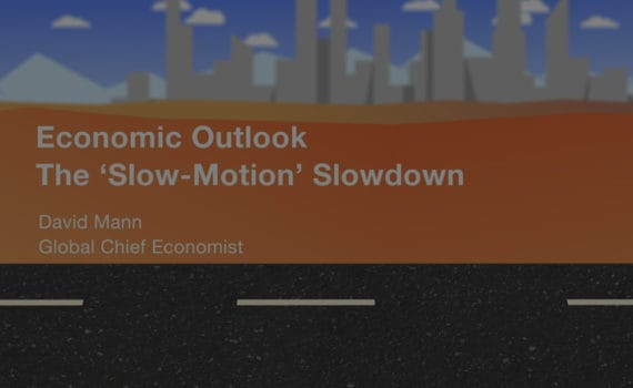 Economic Outlook The 'Slow-Motion' Slowdown