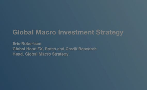 Global Macro Investment Strategy