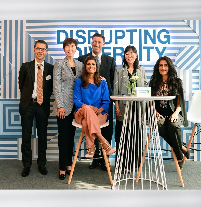 Disrupting diversity