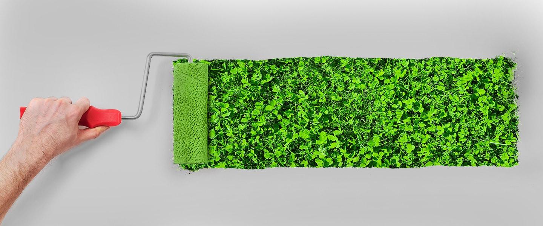 Image of greenwashing