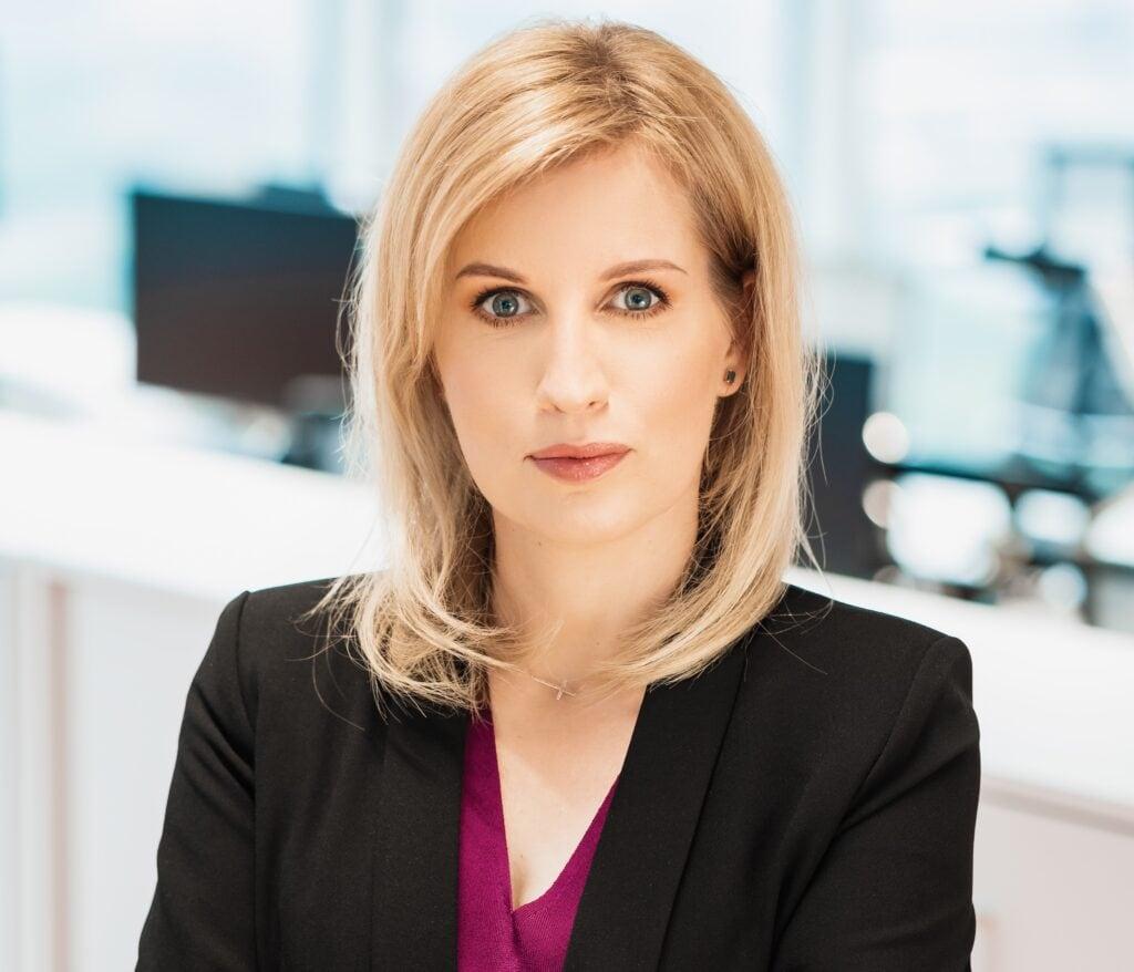 Anna Jarczewska, Dyrektor ds. HR, Standard Chartered Global Business Services Polska
