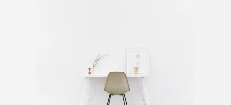Bank with us table chair x y