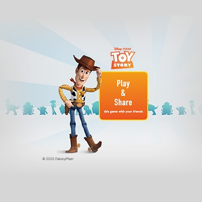 Toy Story 25th Anniversary Promotion Bonus Offer