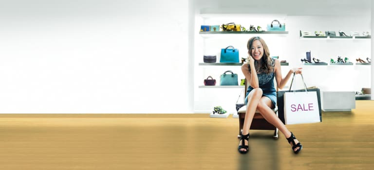Spilt your bills to enjoy hassle-free shopping experience