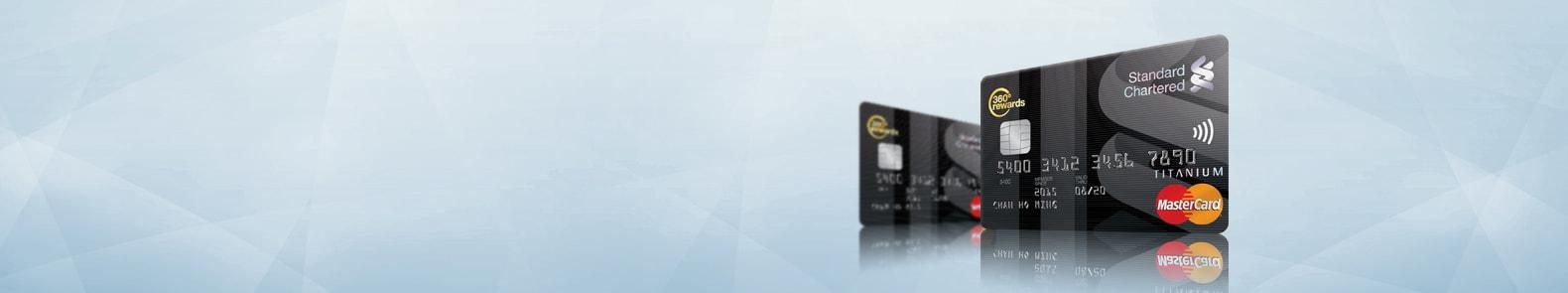 Standard Chartered Titanium Credit Card