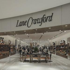 Lane Crawford Shopping Privileges