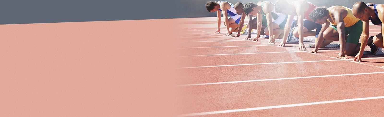 Running Track, Person, Sport