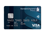 Standard Chartered Priority Banking Credit Card