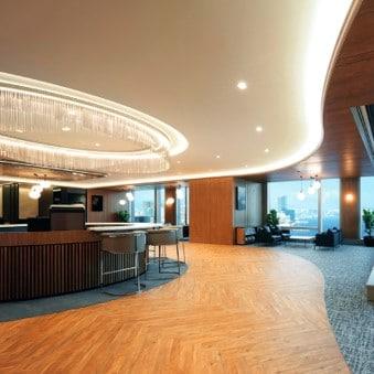 Furniture, Lobby, Indoors