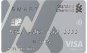 Smart信用卡的卡面