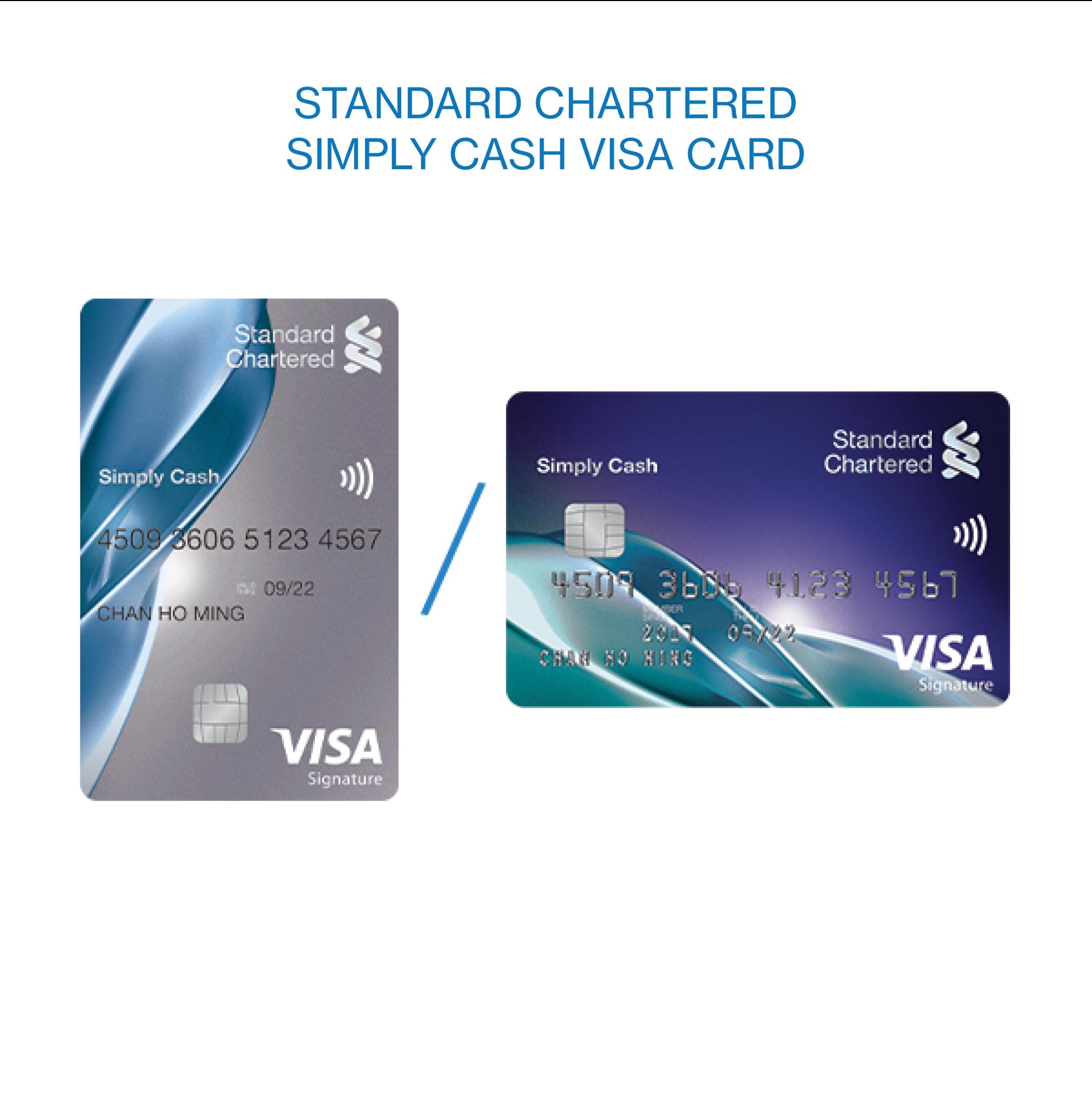 Cc category page simply cash visa card