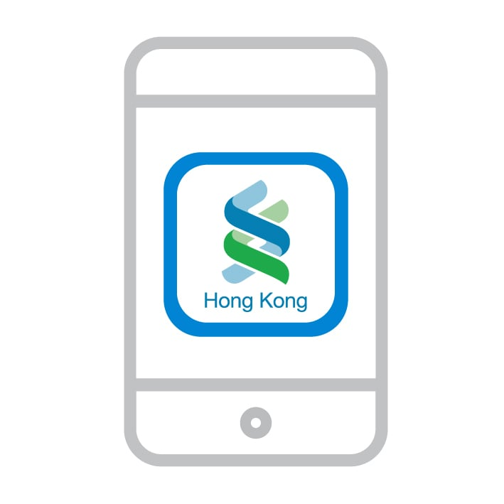Icon of SC Mobile Hong Kong in a mobile phone