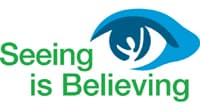logo seeing is believing