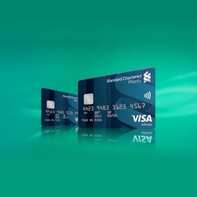 全新信用卡客戶「優先理財」信用卡迎新禮遇