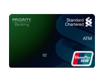 Priority Banking ATM card