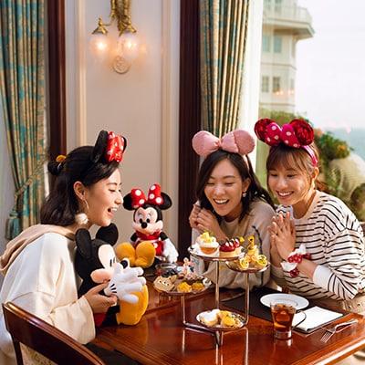 香港迪士尼樂園餐飲及購物折扣高達75折