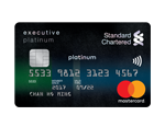 executive platinum Credit Card