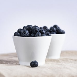 Hk fruitblueberry tablecup