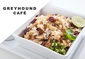Greyhound Café<br><br>