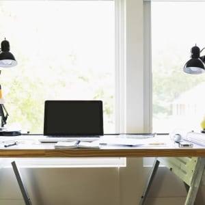 Hk home computer lamp desk