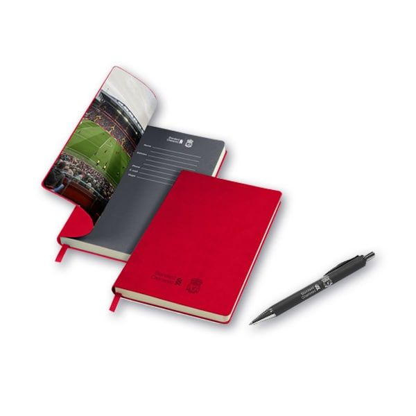 Lfc notebook pen x