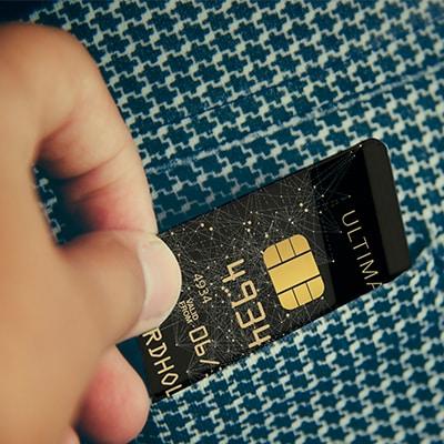 Lost card