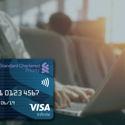 Debit Cards – Standard Chartered India
