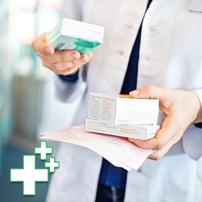 IHO pharmacy vouchers