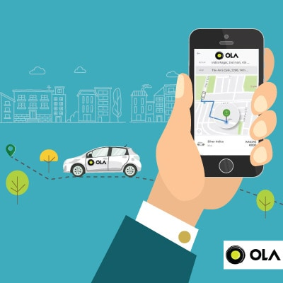 In ola campaign banner