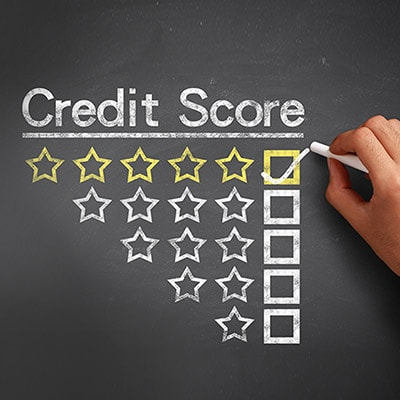 Role of credit score