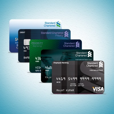 Standard chartered bank forex card rates