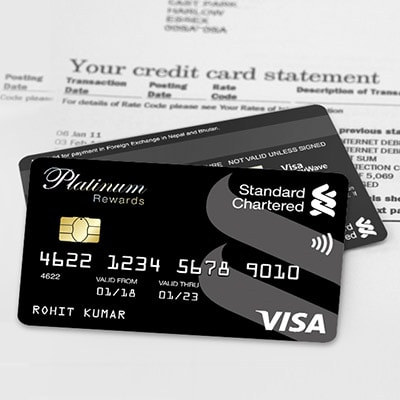 Decoding the credit card statement
