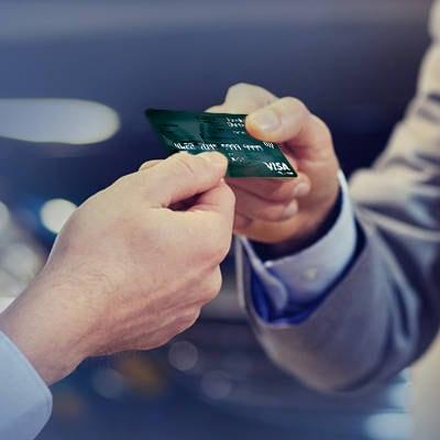 Premium exclusive debit card
