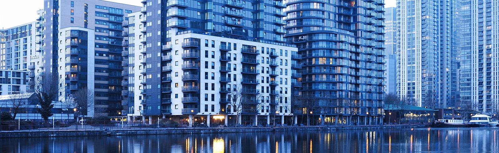 london canary wharf apartments