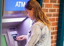 Banking with convenience