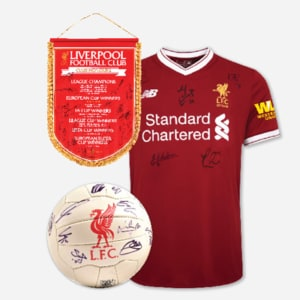 Let your shopping at ZALORA take you to UK and watch Liverpool FC play at Anfield.