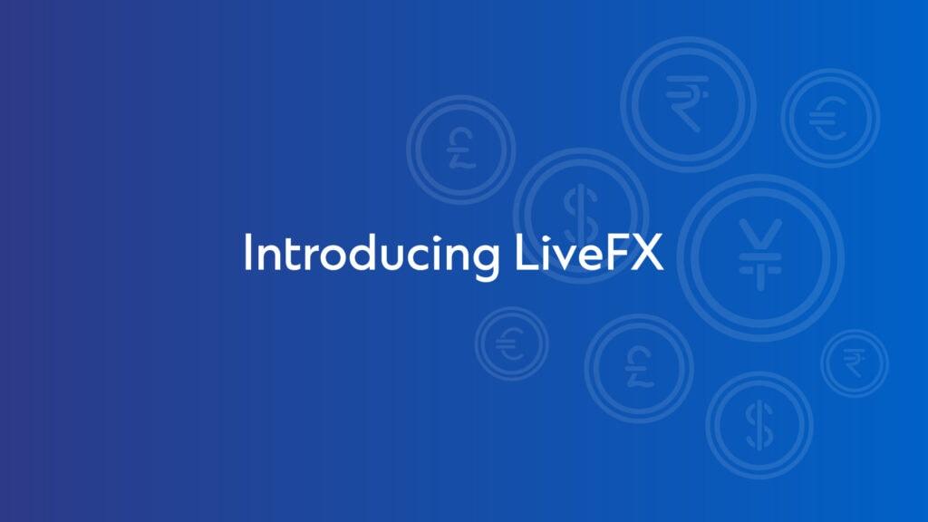 Introducing LiveFX