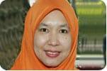 Associate Professor Dr. Nurdianawati Irwani binti Abdullah