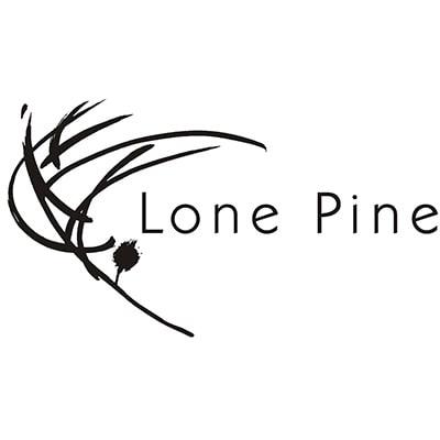 Lone pine logo